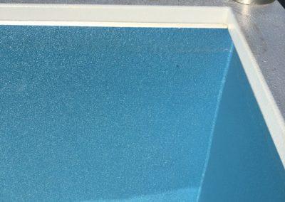 Narożnik basenu